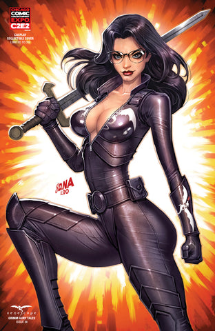 Grimm Fairy Tales: Vol. 2 #36 - Cover G - LE 350
