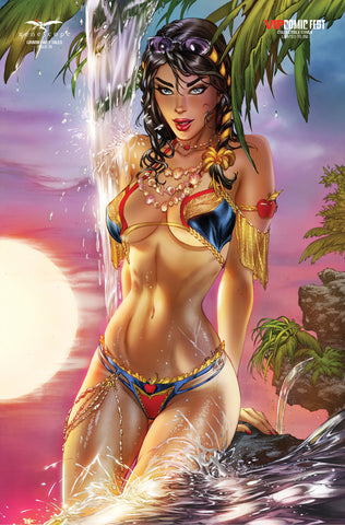 Grimm Fairy Tales: Vol. 2 #39 - Cover E - LE 250