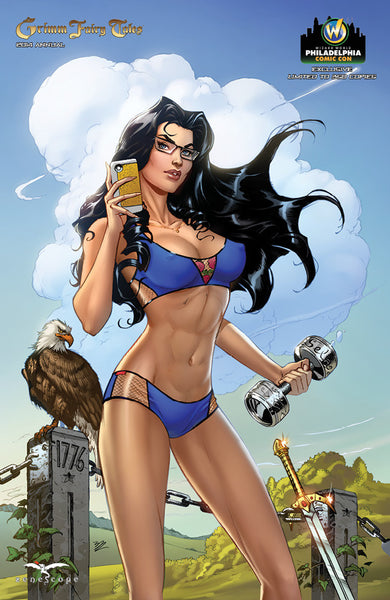 Grimm Fairy Tales 2014 Annual - Cover D