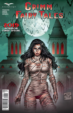 Grimm Fairy Tales 2019 Horror Pinup Special