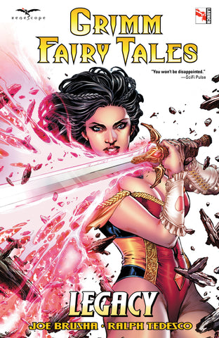 Grimm Fairy Tales Legacy Graphic Novel