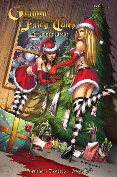 Grimm Fairy Tales: Different Seasons #3 Trade Paperback