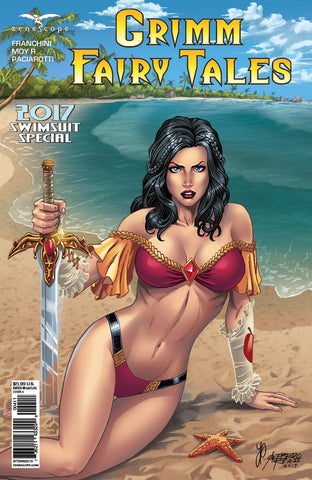 Grimm Fairy Tales: 2017 Swimsuit Edition