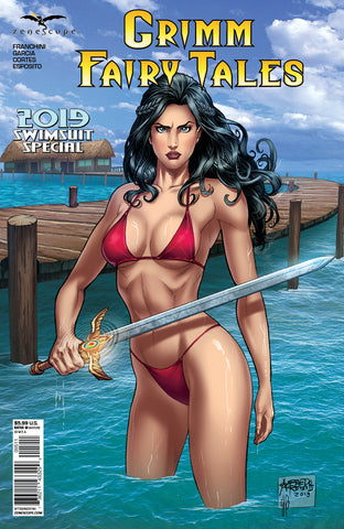 Grimm Fairy Tales: Swimsuit Special 2019