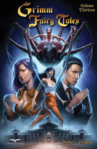 Grimm Fairy Tales Volume 13 Graphic Novel