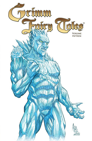Grimm Fairy Tales Volume 15 Graphic Novel