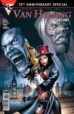 Van Helsing: Year 10 One-Shot