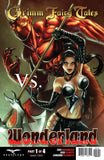 Grimm Fairy Tales vs. Wonderland #1