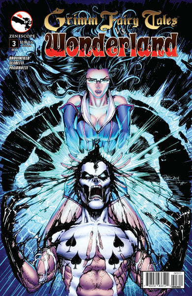 Grimm Fairy Tales vs. Wonderland #3
