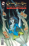 Grimm Fairy Tales vs. Wonderland #3 Sela Mathers Haunted Forest Signs Insults Jokes Scary Spooky