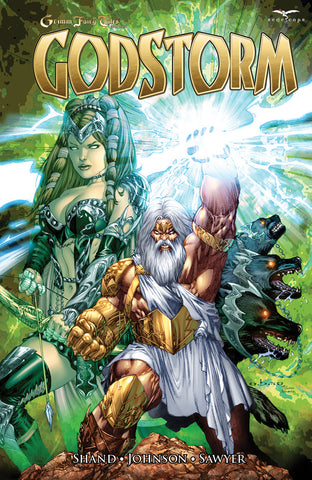 Godstorm Graphic Novel