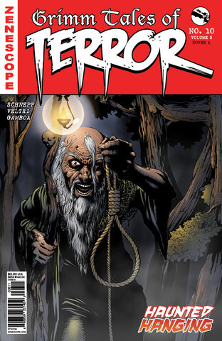 Grimm Tales of Terror: Vol. 3 #10