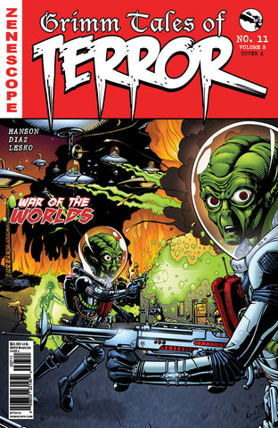 Grimm Tales of Terror: Vol. 3 #11