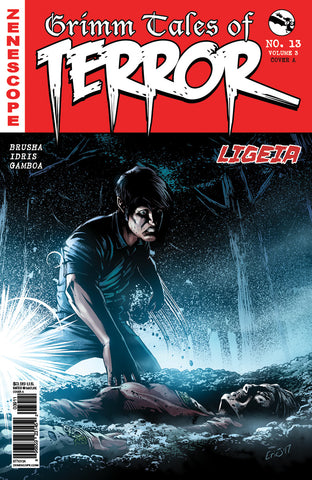 Grimm Tales of Terror: Vol. 3 #13