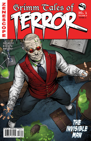 Grimm Tales of Terror: Vol. 3 #1 (Digital Download)