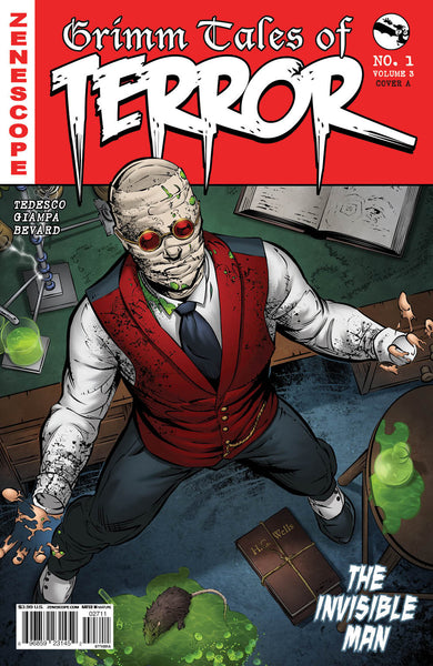 Grimm Tales of Terror: Vol. 3 #1