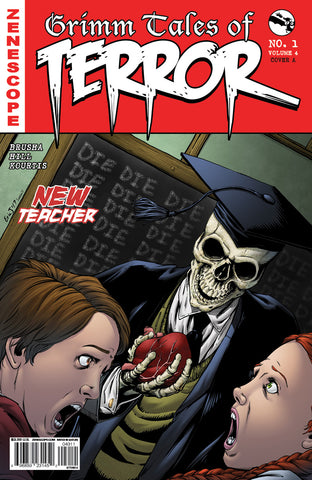 Grimm Tales of Terror: Vol. 4 #1