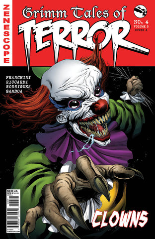 Grimm Tales of Terror: Vol. 3 #4