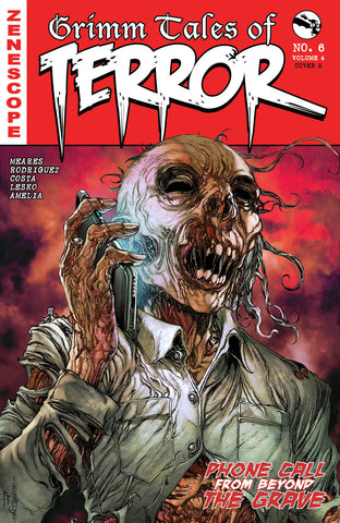 Grimm Tales of Terror: Vol. 4 #6