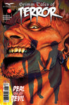 Grimm Tales of Terror: Vol. 3 #7 B Antonio Bifulco Devil Grinning Guy Girl Shadow