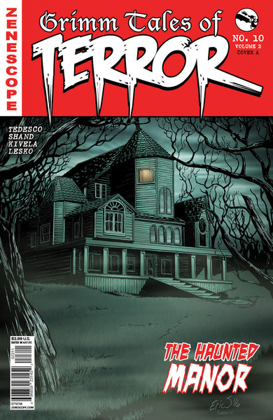 Grimm Tales of Terror: Vol. 2 #10
