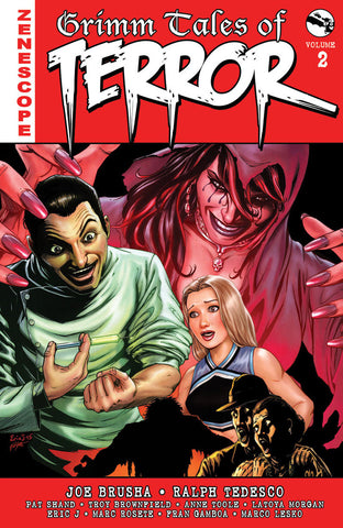 Grimm Tales of Terror: Volume 2 Graphic Novel Hardcover