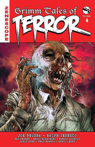Grimm Tales of Terror: Volume 4 Graphic Novel Hardcover
