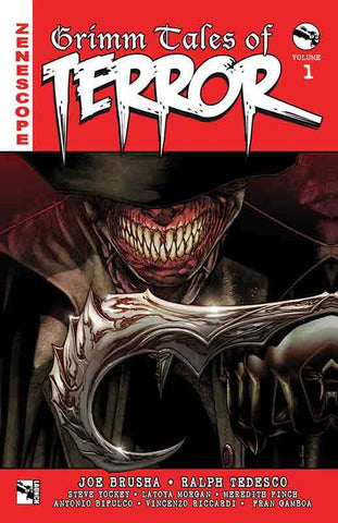 Grimm Tales of Terror: Volume 1 Graphic Novel Hardcover