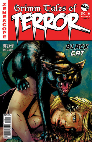 Grimm Tales of Terror: Vol. 2 #6