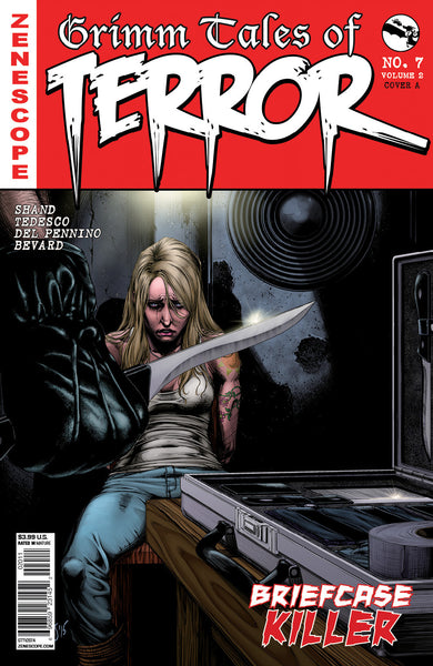 Grimm Tales of Terror: Vol. 2 #7