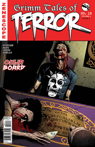 Grimm Tales of Terror: Vol. 4 #12