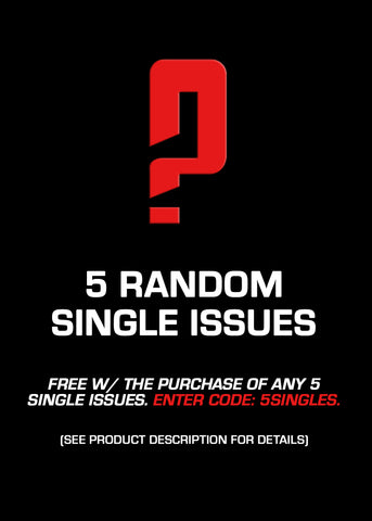 5 Random Single Issues