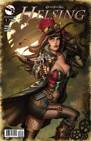 Grimm Fairy Tales: Helsing #1 (Digital Download)