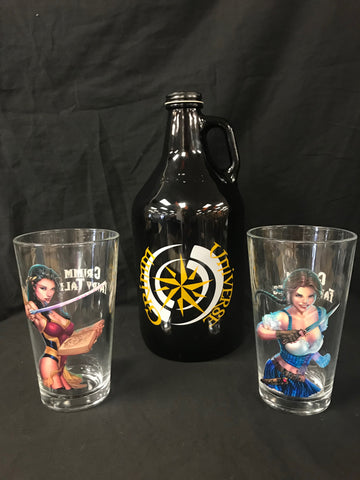 Zenescope Growler Set