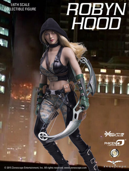 Robyn Hood Action Figure