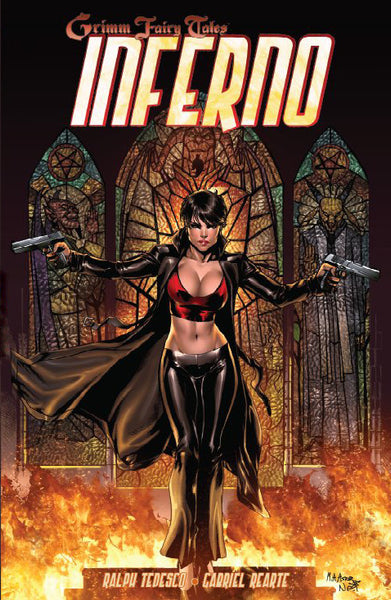 Grimm Fairy Tales: Inferno Trade Paperback