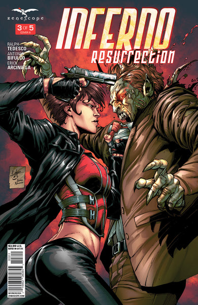Inferno: Resurrection #3