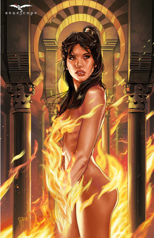 Jasmine: Crown of Kings #3 - Cover C Art Print