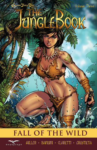 Jungle Book: Volume 3 - Fall of the Wild Graphic Novel
