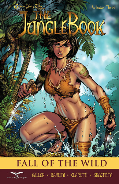 Jungle Book: Volume 3 - Fall of the Wild Trade Paperback