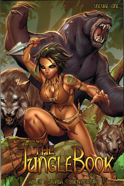 Jungle Book: Volume 1 Trade Paperback