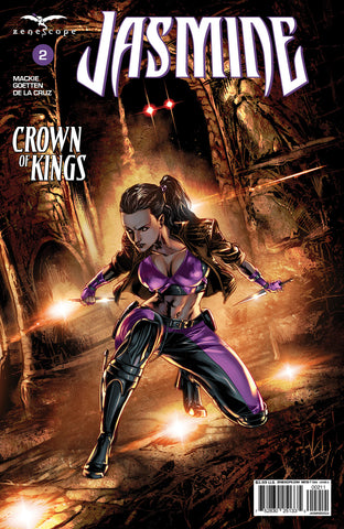 Jasmine: Crown of Kings #2