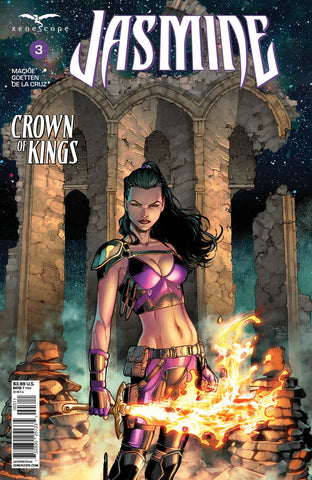 Jasmine: Crown of Kings #3