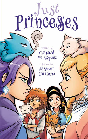 Just Princesses Graphic Novel