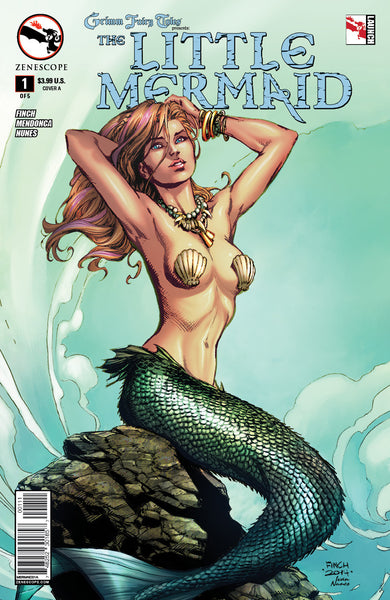 The Little Mermaid #1 - Cover A