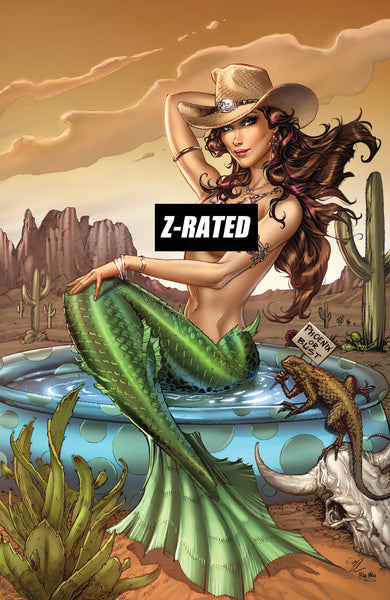 Grimm Fairy Tales: The Little Mermaid #4 – Cover E