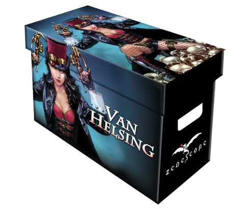 Van Helsing Short Comic Box