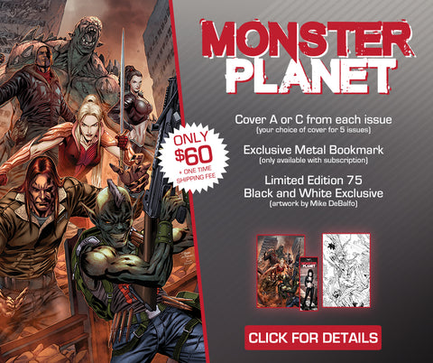 Monster Planet Subscription
