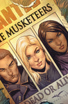 The Musketeers #1