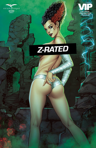 Elias Chatzoudis Monster Z-Rated Art Print 05